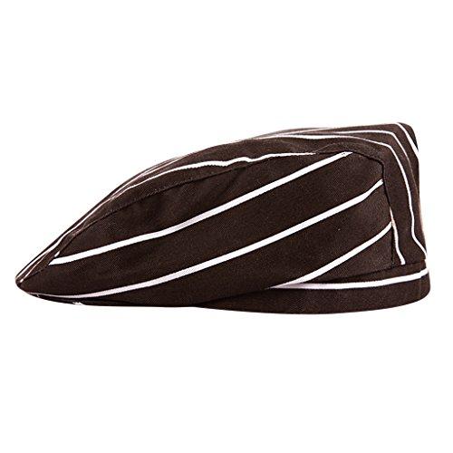 Homyl Herren Damen Kochmütze Küchenmütze Bäcker Hut