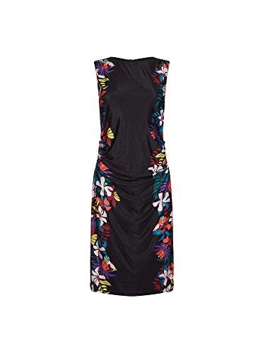 Slinky-schlauch (YUMI Jungle Floral Bodycon Dress)