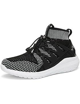 ASHION Super Light Bambini Scarpe da Sportive Running Ginnastica Sport Tempo Libero Sneakers Casual