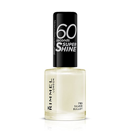 Rimmel London 60 Secons Super Shine Nagellack, 8 ml