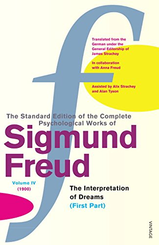 The Complete Psychological Works of Sigmund Freud: Vol 4