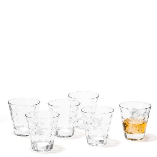 Leonardo 035453 Set Becher klein Optic 6-teilig