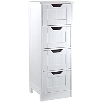 bathroom floor cabinet with drawer bath vida 4 drawer floor standing cabinet unit bathroom 11483
