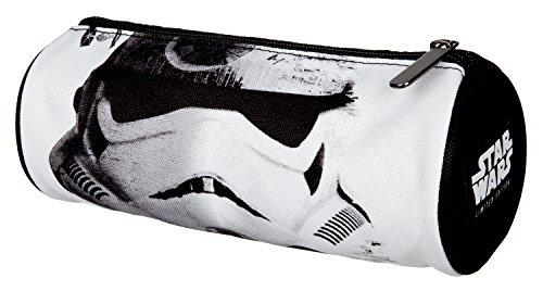 Undercover swts7740–Estuche Escolar de Star Wars Storm Trooper, 21x 8x 8cm