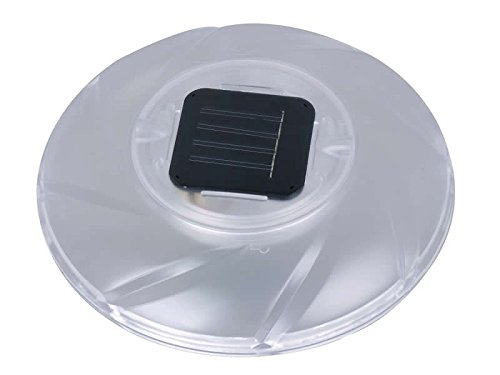 Pool Solar Lampe Poolbeleuchtung Poollampe LED Leuchte Solarbetrieben