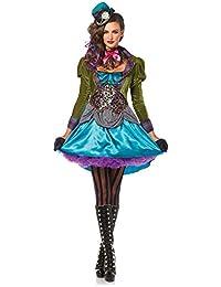 Leg Avenue 85505 - Deluxe Mad Hatter Kostüm