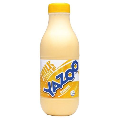Yazoo lait secoué 1L banane