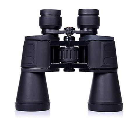 PYRUS Jumelles Optique 20x50 Jumelles Télescope Entièrement Revêtu Idéal pour les Sports Randonnée Pédestre Randonnée