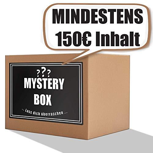 B2BOX.EU Mind. 150€ Inhalt Überraschungspaket, Überraschungsbox, Mystery Box, Restposten, Sonderposten, Suprise Box, Jugendliche/Erwachsene - Huge Ueberraschungsbox