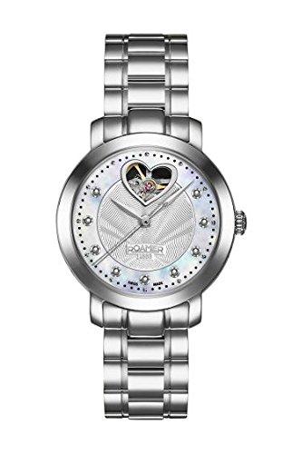 Roamer Damen-Armbanduhr Analog Automatik 556661 41 19 50