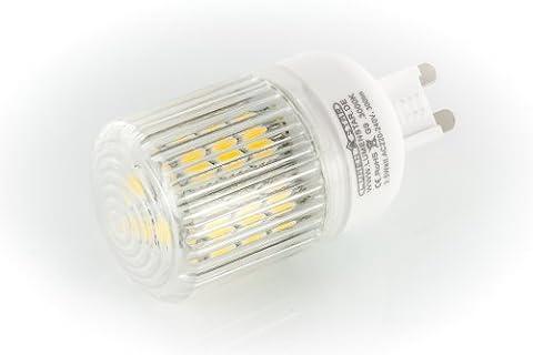 LumenStar® LED G9 Lampe 3,5 Watt - 300lm, 3000K warmweiß,