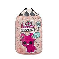 L.O.L. Surprise! Fuzzy Pets with Washable Fuzz & Water Surprises