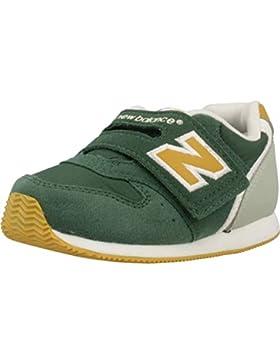 Zapatillas para niño, Color Verde, Marca NEW BALANCE, Modelo Zapatillas para Niño NEW BALANCE FS996 TGI Verde