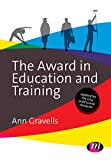 Best Awards - The Award in Education and Training Review