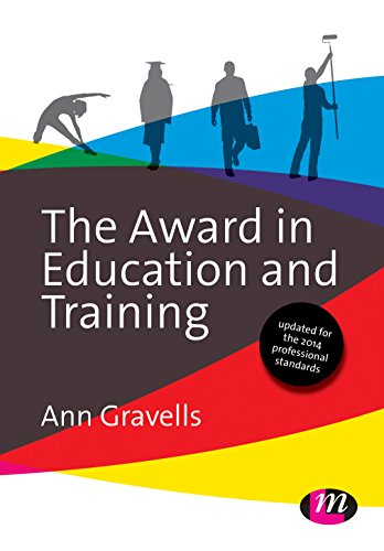 The Award in Education and Training (Further Education and Skills) thumbnail