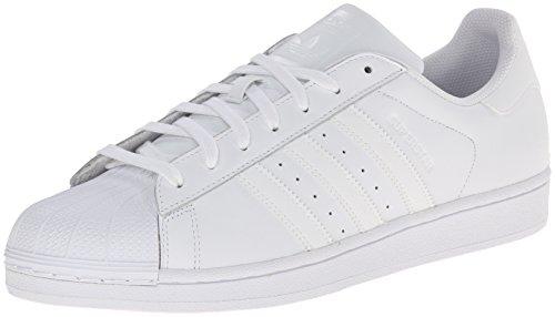 Adidas Superstar Foundation, Sneakers Unisex Adulto White/running White/white