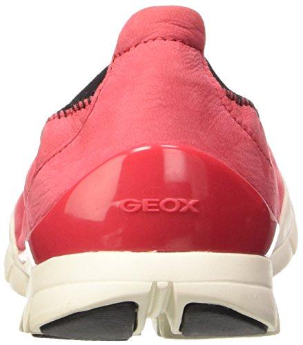 Geox D Sukie C, Ballerines fermées femme Rosso (Coral)