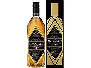 The Antiquary Scotch Whisky Aged 12 Years - 700ml from Antiquary