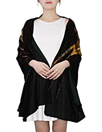 3bd4ee1b6791 Ragni neri e rotture uniche Sciarpa di moda unica per le donne Moda leggera  Autunno Inverno
