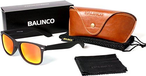 Hochwertige Polarisierte Nerd Rubber Sonnenbrille im Set (24 Modelle) Retro Vintage Unisex Brille...