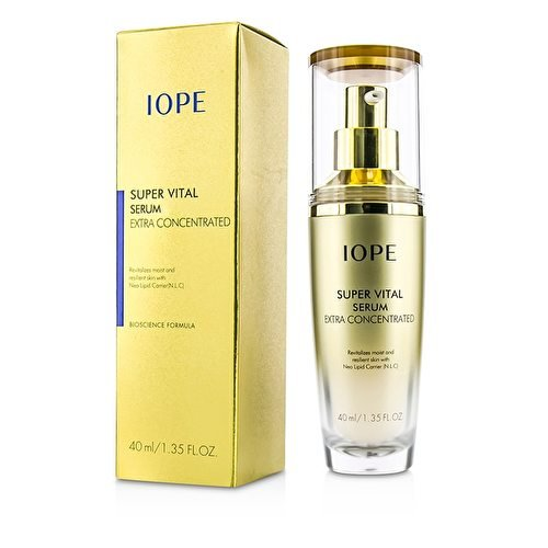 iope-super-vital-serum-extra-concentrated-40ml