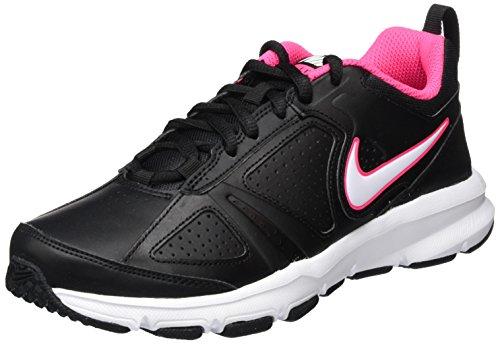 Nike Damen T-Lite Xi Sl Hallenschuhe Schwarz (Black/White-Hypr Pink-Hypr PNK)