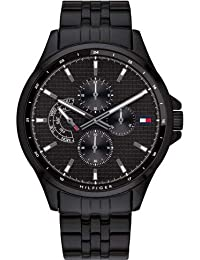 Tommy Hilfiger Analog Black Dial Men's Watch-TH1791611