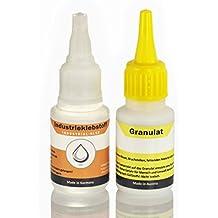 Adhesivo industrial extrafuerte con granulado, 100 % efectivo; la soldadura de pegamento; superpegamento