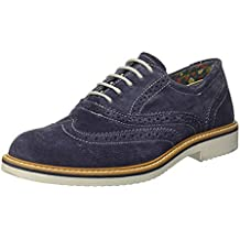 Amazon.it  scarpe inglesine uomo - Blu 0ebd4b2d108