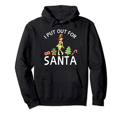 - Santa Adult Mens Hoodie