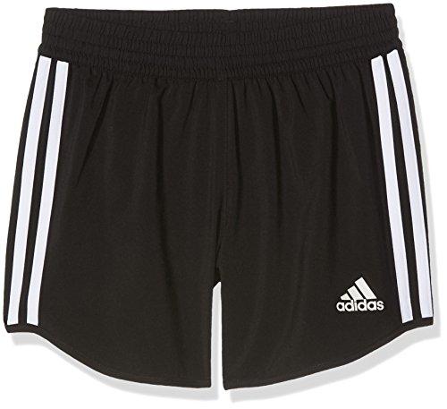 adidas Kinder Gear up Shorts, Schwarz (Black/White), 152