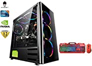 DASEEN GAMING PC/CPU i5 9400/RAM 16GB/1660 6G/1T+256SSD, MODEL DESKTOP COMPUTER