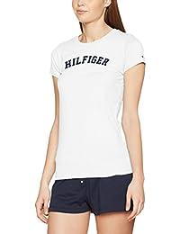49fa0d4d58e7 Amazon.fr   Tommy Hilfiger - T-shirts à manches courtes   T-shirts ...