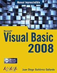 Visual Basic 2008 (Manuales Imprescindibles)