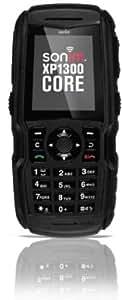 Sonim Core XP1300  Handy (5,1 cm (2 Zoll), Bluetooth, MP3) schwarz