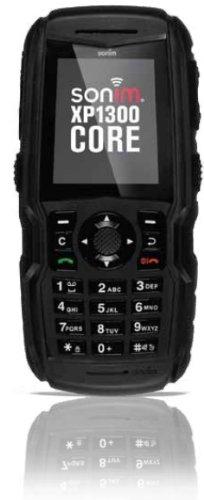 Sonim Core XP1300  Handy (5,1 cm (2 Zoll), Bluetooth, MP3) schwarz Prepaid Handy Bluetooth