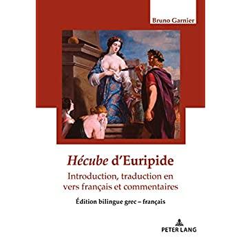 Hécube d'Euripide, traduction en vers