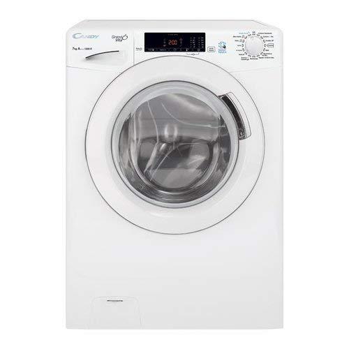 Candy GVS 137T3-01 Libera installazione Carica frontale 7kg 1300Giri/min A+++ Bianco lavatrice