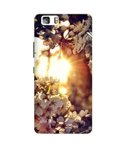 Rays And Flowers Huawei P8 lite Case