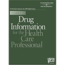 Drug Information for the Health Care Professional 2007