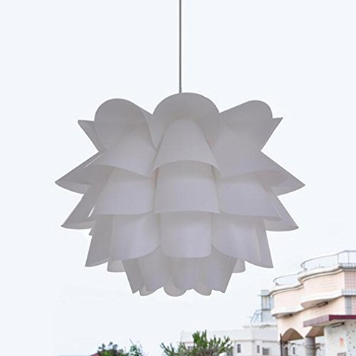 MULANG Modern minimalistisch PVC Kronleuchter, kreative Esszimmer Dekoration Licht, Schlafzimmer, Korridor (Billige Kostüme Halloween Kreative)