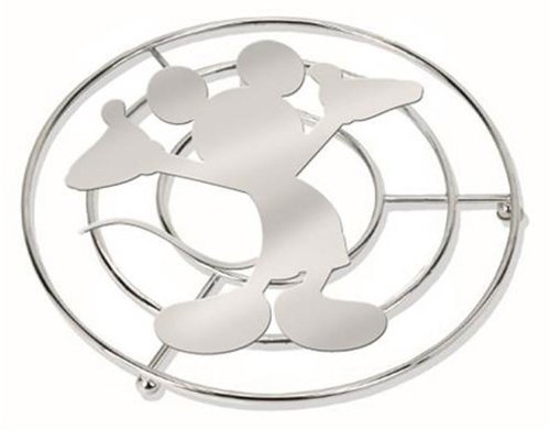 ELI Micky Maus Topfuntersetzer [Ø 20 cm, Metall]