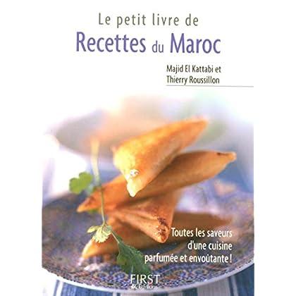 Le Petit Livre de - Recettes du Maroc