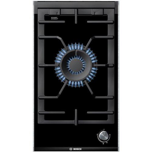 Bosch pra326 b70e série 8 Plaque Électrique/30,6 cm/Compatible avec plaque de cuisson en vitrocéramique/Verre poser dans le confort de design/voreingestellt sur gaz naturel (20mbar)/Noir