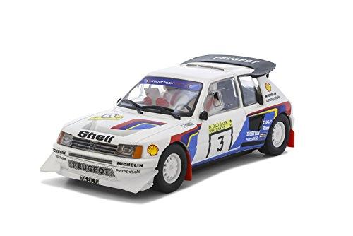 Scalextric- Véhicule Miniature-Peugeot 205 T16, C3751