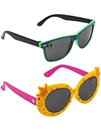 Stol'n Kids Peppa Pig And Ben10 Sunglass (Pack Of 2) - B074GZ8BYS