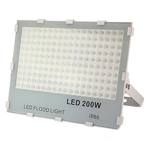 Aoligei LED billboard cast light projecteurs d'usine atelier éclairage projecteurs 44*33*5cm Lumière blanche 200W