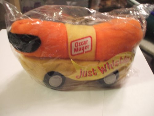 oscar-mayer-weinermobile-plush-bean-bag-toy-new-in-original-bag-by-oscar-mayer