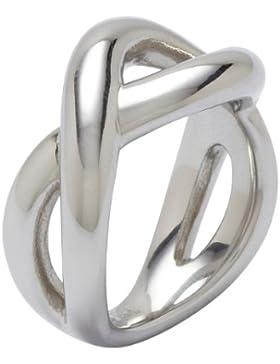 Fossil Damen Edelstahl Ring JF87289040