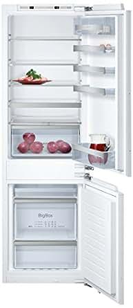 Neff KF735A2 Intégré 255L A++ Blanc - réfrigérateurs-congélateurs (Intégré, Blanc, Droite, toucher, Verre, 255 L)